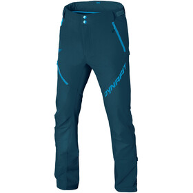 Dynafit Mercury 2 Dynastretch Pantalones Hombre, petrol